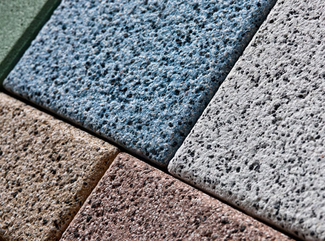 Textura abujardada adoqu n granito for Adoquines de granito